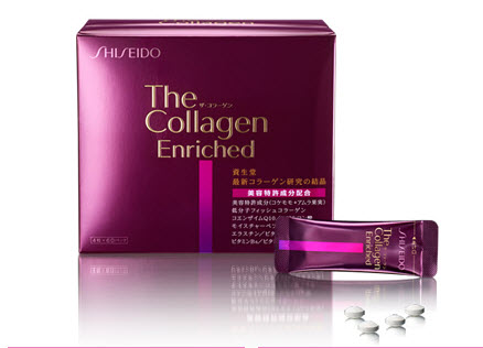 Collagen dạng viên