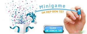 Mini game do DGS tổ chức trên Facebook